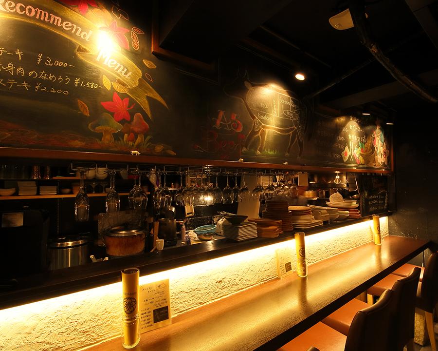 肉バル SHOUTAIAN 渋谷店 店内写真
