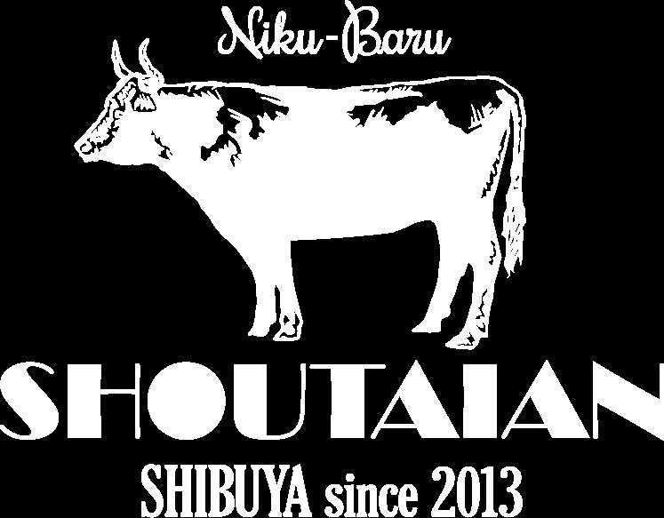 肉バルSHOUTAIAN ロゴ